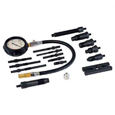 Diesel Engine Compression Testing Kit 16pce